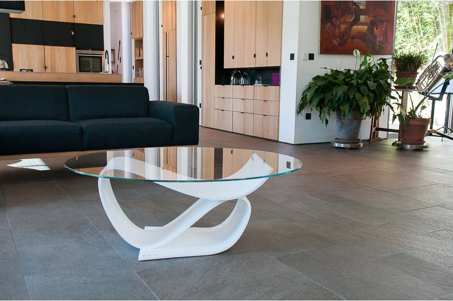 Table basse design infinie